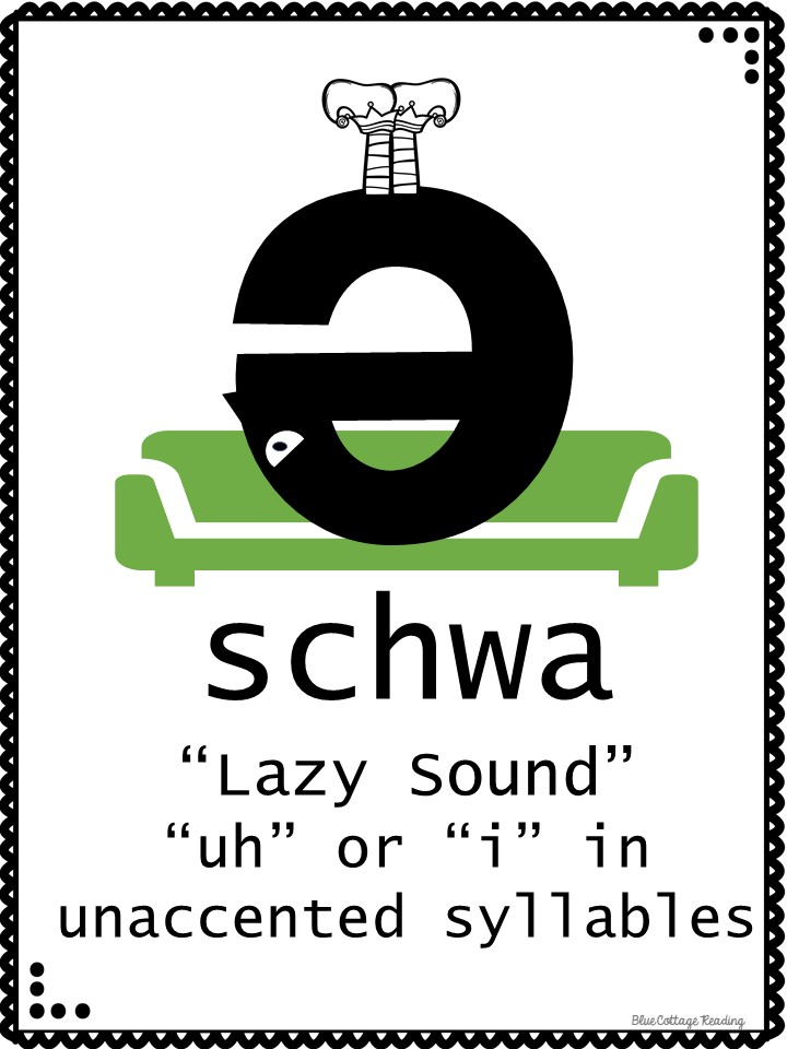 couch potato schwa
